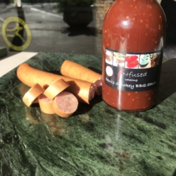 Deni's Smokey BBQ sauce