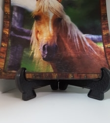 Decorative Horse Plate/Platter