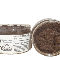 Creamy Coffee Scrub