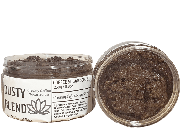 Creamy Coffee Scrub | Dusty Blend
