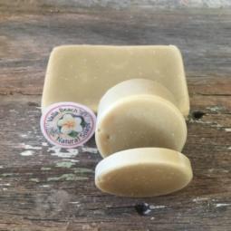 Yellow clay, Ginger and Mandarin Soap