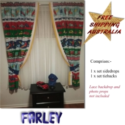 FARLEY CURTAIN
