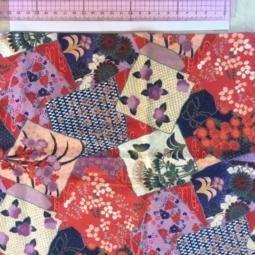 Japanese Fabric – fat quarter