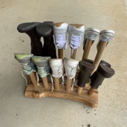 Shoes/Boots Standing Organiser
