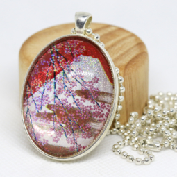 Handmade Glass Pendant