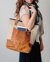 The Lillie Bucket Bag