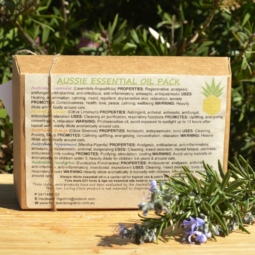 Aussie essential – 100% pure Essential Oil Pack