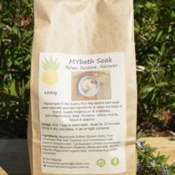 MYbath Soak – Relax, Restore, Recover