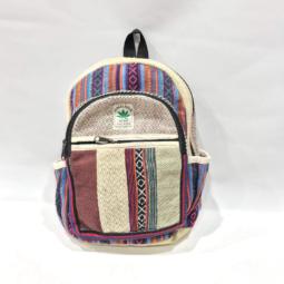 Natural Fibre Levi mini back pack