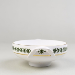 A SPODE 'PROVENCE' BOWL WITH HANDLES