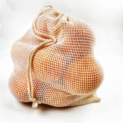 6 x Cotton Produce Bags