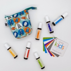 Kids Essential Oil Bag – Rockets