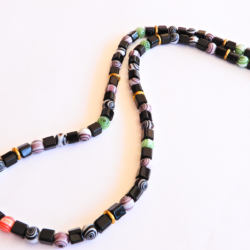 Black Necklace for Men