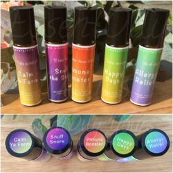 Essential oil Rollerblends – Bright