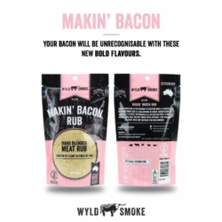 Makin Bacon Meat Rub