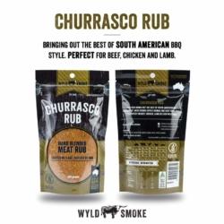 Churasco Meat Rub