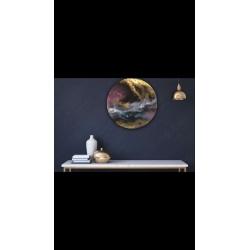 'Galaxy' wall art