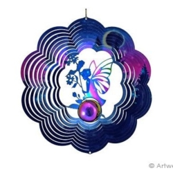 "Contempo Collection Wind Spinner – ""MYSTICAL FAIRY"" 30cm"