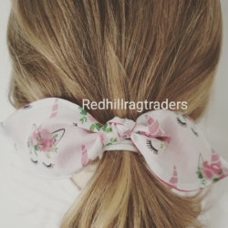 Hair Bows and Scrunchies