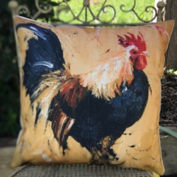 Cushion. Chook 4 (complete)