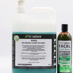 Excel Bathroom Cleaner Refill Kit