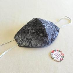 Adult Face Mask – Mottled Grey