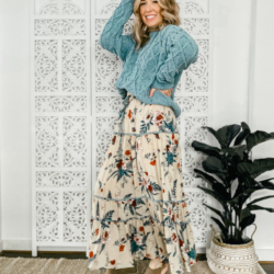 The Fern Maxi Skirt