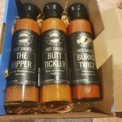 Rim Reaper Sauce Gift Pack