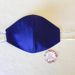Adult Face Mask – Sapphire Blue