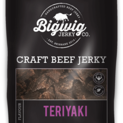 Big Wig Teriyaki Beef Jerky