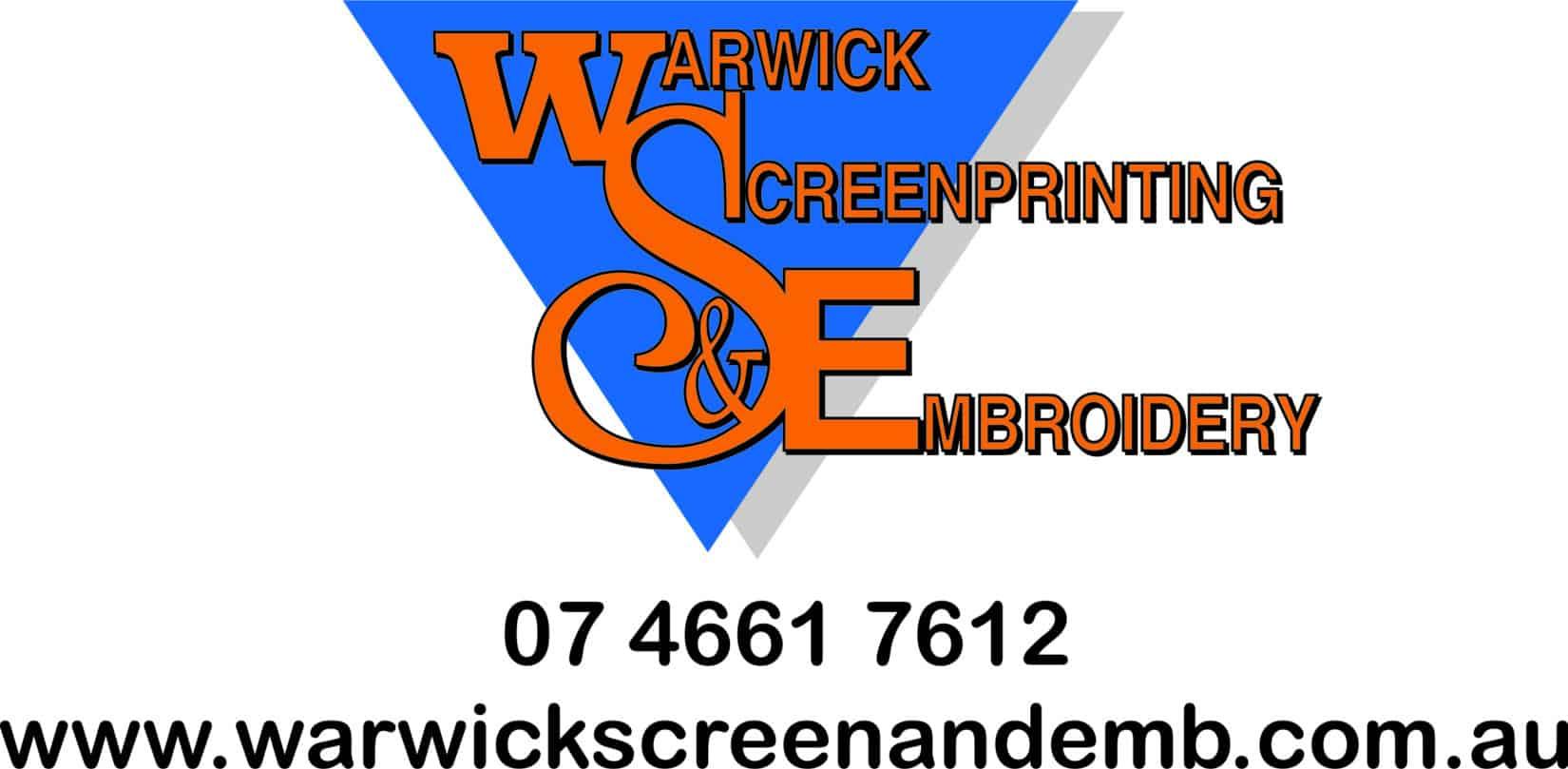 Warwick Screenprinting & Embroidery