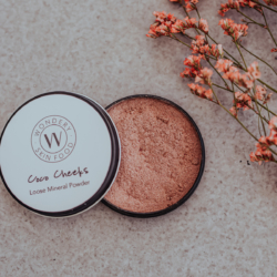 Coco Cheeks – Loose Mineral Powder