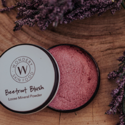 Beetroot Blush – Loose Mineral Powder