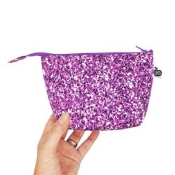 Purple Glitter