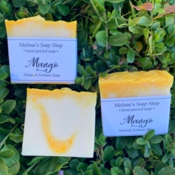 Natural Artisan Soap – Mango