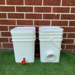 Maxi Pack – Chicken Feeder and Waterer -DELIVERED!