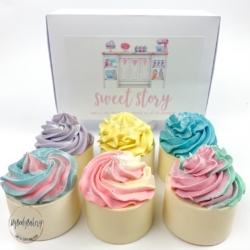 Sweet Story Artisan Soap Gift Box