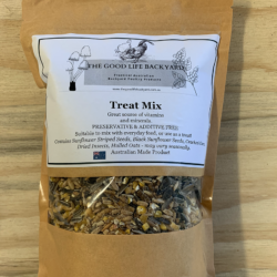 Poultry Treat Mix Bag