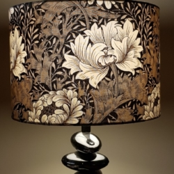 Hand crafted lampshade