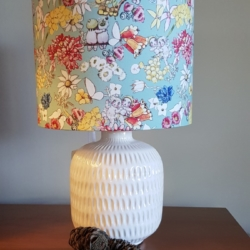 Hand crafted lampshade – May Gibbs