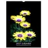 2021 A3 Premium Flower Calendar