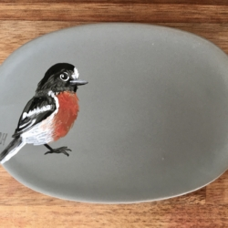 Scarlet Robin Soap Dish