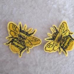 Honey bee Iron on patches
