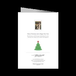 Christmas Card – Honeyeaters on Tap