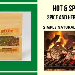 Hot & Spicy 20g