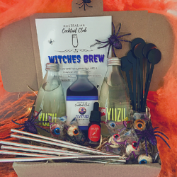 Witches Brew – Mini Cocktail Box