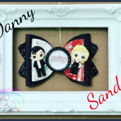 Grease Sandy and Danny Hairbow