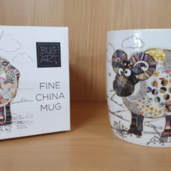 CRAZY SHEEP MUG