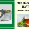 Wild Blackberry Leaf Tea