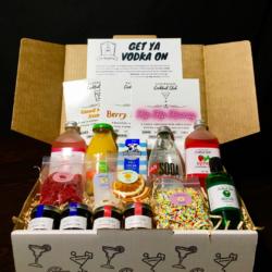 Get Ya Vodka On – Cocktail Box